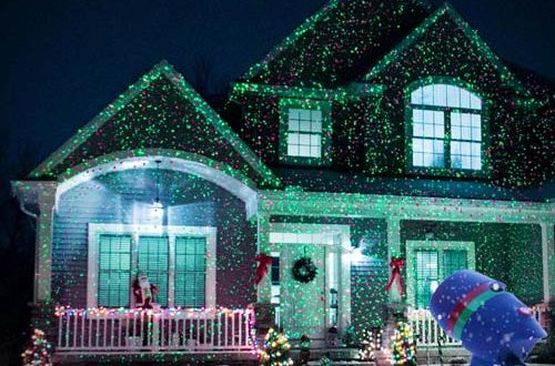 Top 10 Best Christmas Light Projectors Reviews