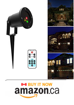 Up UPKJ Outdoor Waterproof Red and Green Laser
